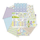 Набор бумаги для скрапбукинга «Пасхальное чудо», 12 листов, 30,5 х 30,5 см, 180 г/м, фото 2