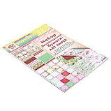 Набор дизайнерской бумаги «Винтаж», 12 листов, 21 х 29,7 см, 160 г/м, фото 4