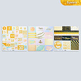 Набор бумаги для скрапбукинга «Карточки», 10 листов, 30.5 × 30.5 см, фото 2