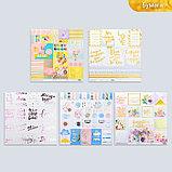 Набор бумаги для скрапбукинга «Карточки», 10 листов, 30.5 × 30.5 см, фото 3