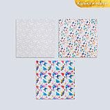 Набор бумаги для скрапбукинга «Воздушное настроение», 10 листов, 30.5 × 30.5 см, фото 2