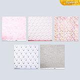 Набор бумаги для скрапбукинга «Воздушное настроение», 10 листов, 30.5 × 30.5 см, фото 3