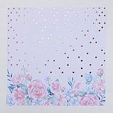 Набор бумаги для скрапбукинга с фольгированием «Букет невесты», 12 листов, 30.5 × 30.5 см, фото 5
