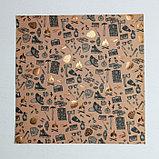Набор бумаги для скрапбукинга с фольгированием «Поход‒это маленькая жизнь», 12 листов, 30.5 × 30.5 см, фото 3