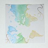 Набор бумаги для скрапбукинга с фольгированием «Поход‒это маленькая жизнь», 12 листов, 30.5 × 30.5 см, фото 4