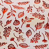 Набор бумаги для скрапбукинга с фольгированием «Мои осенние грёзы», 12 листов, 30.5 × 30.5 см, фото 4