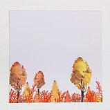 Набор бумаги для скрапбукинга с фольгированием «Мои осенние грёзы», 12 листов, 30.5 × 30.5 см, фото 5