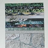 Набор бумаги для скрапбукинга с фольгированием «На рыбалку», 12 листов, 30.5 × 30.5 см, фото 3