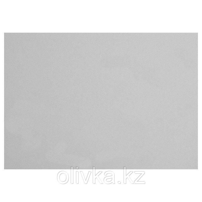 Картон переплетный 2.5 мм, 21 х 30 см, 1500 г/м², белый