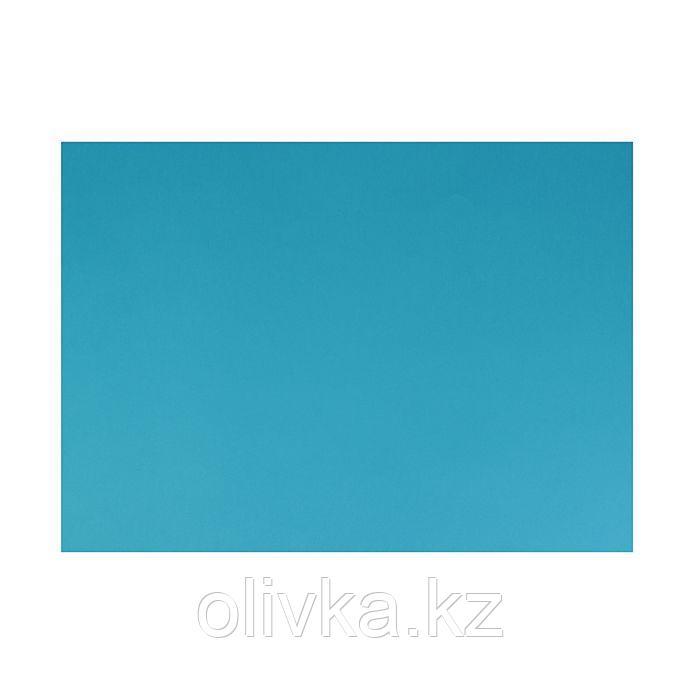 Картон цветной, 650 х 500 мм, Sadipal Sirio, 1 лист, 170 г/м2, бирюзовый