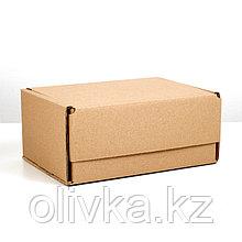 Коробка самосборная 22 х 16,5 х 10 см