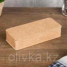 Шкатулка для декора из МДФ 18,5х7,5х4 см