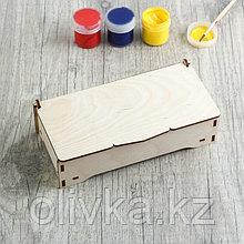Заготовка для творчества «Шкатулка - купюрница»
