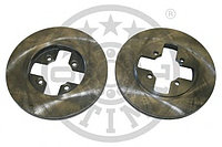 Тормозные диски Nissan Vanette Vanette  ( 86-96, передние, Optimal)