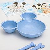 Посуда детская, Микки Маус, фото 4