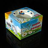 """Набор детской посуды """"Пилот"""", 3 предмета: тарелка 17,5 см, миска 250 мл (d=17,5 см), кружка 260 мл , рисунок МИКС, фото 9"""