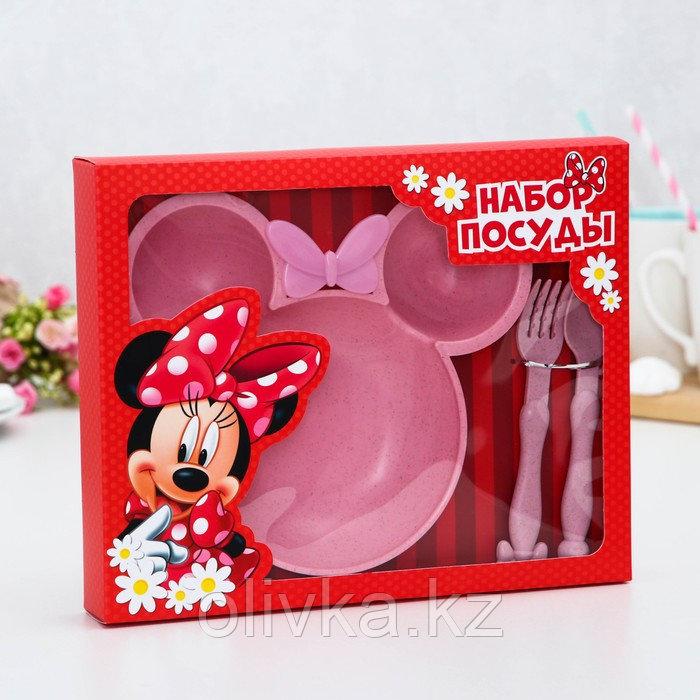 Посуда детская, Минни Маус
