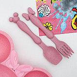 Посуда детская, Минни Маус, фото 5