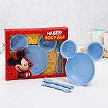 Посуда детская, Микки Маус, фото 3