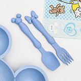 Посуда детская, Микки Маус, фото 5