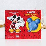 Посуда детская, Микки Маус, фото 6