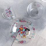 Набор посуды детский «L.O.L. Surprise!», 3 предмета, в подарочной упаковке, фото 2