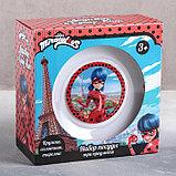 """Набор для завтрака """"Леди Баг и Супер Кот, Париж"""", 3 предмета, в подарочной упаковке, фото 6"""