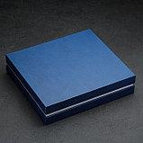 Набор столовых приборов «Уралочка», 30 предметов, толщина 2 мм, декоративная коробка, фото 6