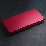 Набор столовых приборов «Уралочка», 60 предметов, толщина 2 мм, декоративная коробка, фото 9