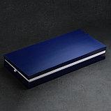 Набор столовых приборов «Торжество», 60 предметов, толщина 2 мм, декоративная коробка, фото 7