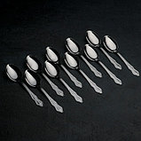 Ложка столовая «Славяна», h=19,5 см, толщина 1,2 мм, фото 3