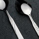 Ложка десертная «София», h=16 см, толщина 1,8 мм, фото 2