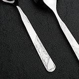 Ложка столовая «Эконом», толщина 1,5 мм, фото 2