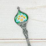 Пасхальная ложечка подарочная «Цветы», фото 3