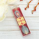 Пасхальная ложечка подарочная «Цветы», фото 5