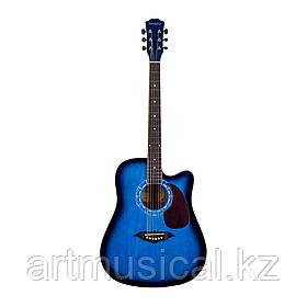 Акустическая гитара Adagio KN41 BLS