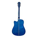 Акустическая гитара Adagio KN41 BLS, фото 3