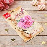 Ложка сувенирная на открытке «Любимая бабушка», фото 2