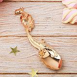 Ложка сувенирная на открытке «Любимая бабушка», фото 3