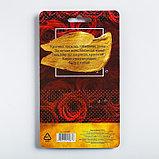 """Ложка сувенирная на открытке """"Золотая жена"""", 12 х 18 см, фото 5"""