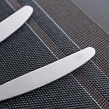 Набор ножей столовых «Перо», h=20 см, 2 шт, фото 3