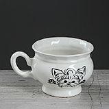 "Столовый набор ""Бостон-терьер"" тарелка d175 мм, салатник 0,5 л, чашка 0,2 л   микс, фото 4"