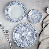 Сервиз столовый «Антик», 24 предмета, цвет белый, фото 3