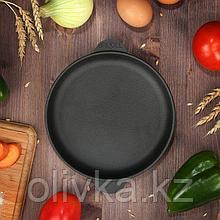 """Сковорода чугунная порционная """"ХОРЕКА"""", 180 х 25 мм, ТМ BRIZOLL"""