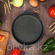 """Сковорода чугунная порционная """"ХОРЕКА"""", 160 х 25 мм, ТМ BRIZOLL"""