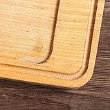 """Сковорода чугунная квадратная гриль """"ХОРЕКА"""" с подставкой, 180 х 180 х 25 мм, ТМ BRIZOLL, фото 8"""