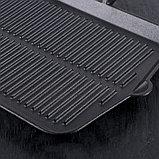 Сковорода-гриль со складывающейся ручкой 35×20 см, фото 4