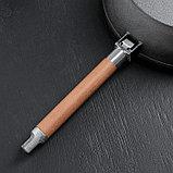 Сковорода 24 см, съемная ручка, фото 3