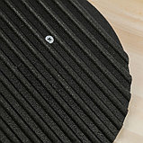 Сковорода-гриль 28х6 см литая, чугунная крышка, фото 7