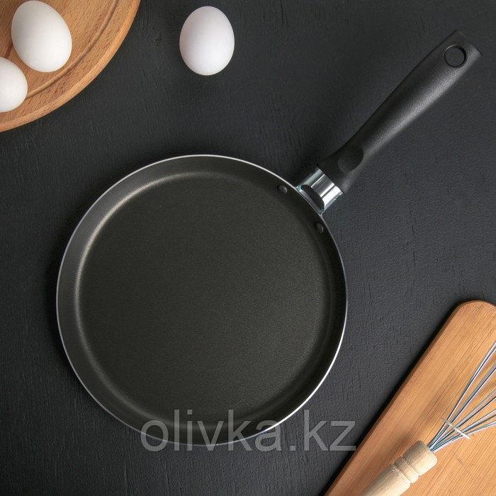 Сковорода блинная «Доляна», 22 см